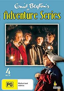 The Enid Blyton Adventure Series - 4-DVD Set