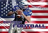 American Football - Kickoff (Wandkalender 2019 DIN A4 quer): Aktionsreiche Szenen aus der Welt des American Football (Monatskalender, 14 Seiten ) (CALVENDO Sport)