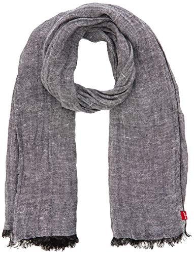 Levi's Herren New Romaine Oblong Tuch, Grau (Dark Grey 56), One Size (Herstellergröße: UN)