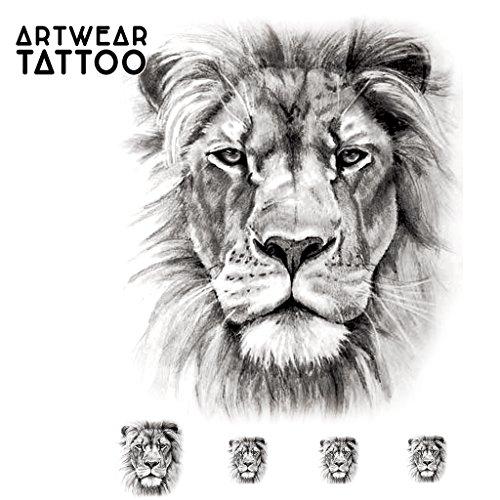 tatuaje-temporal-realizado-por-un-artista-realistic-lion-artwear-tattoo-b9937-m