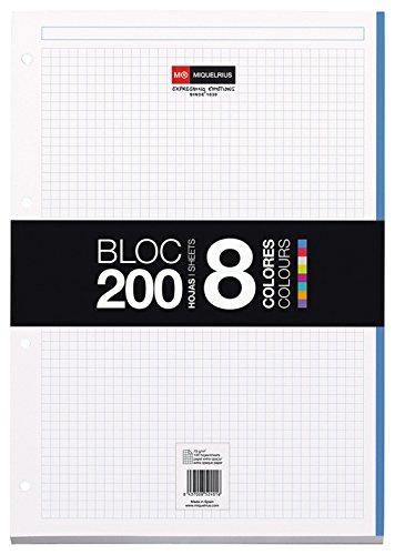 miquelrius-notebook-pad-a4-200-squ-8-colours-miquelrius-7440mq