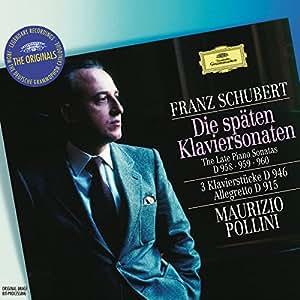 Schubert: The Late Piano Sonatas (DG The Originals)