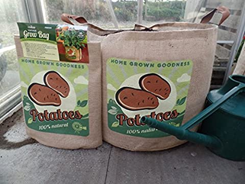 Vintage Grow Bags for potatoes tomatoes peppers and more (Potato)