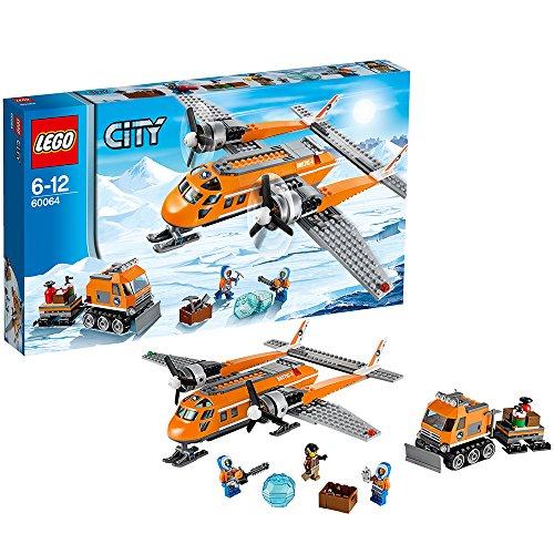 Lego City - 60064 Aviones de suministro Ártico