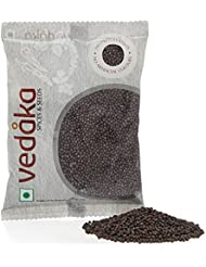 Amazon Brand - Vedaka Mustard Seeds (Rai) Big, 100g