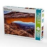 Ein Motiv aus dem Kalender National-Parks der USA 2000 Teile Puzzle quer (CALVENDO Natur)