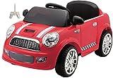 La Mini Car LT848 Lamas Toys, nella colorazione rossa, è un'auto elettrica per bambine e bambini. Dotata di un design curato e pieno di dettagli come le luci ed i suoni super-realistici o l'attacco per lettore Mp3, sbalordirà i vostri piccoli...