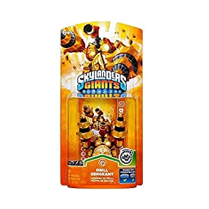 Drill Seargent – Skylanders: Giants Single Character