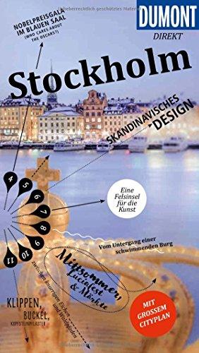 Preisvergleich Produktbild DuMont direkt Reiseführer Stockholm: Mit großem Cityplan