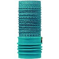 Original Buff 113100.707.10.00 Tubular de Microfibra y Forro Polar, Hombre, Azul, Talla Única
