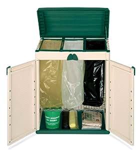 Terry, Top Access Ecology Garden Storage Cupboard
