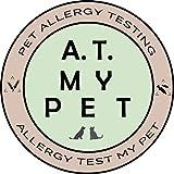 Dog Allergy Test for 118 Allergens - Home Saliva Collection Kit for 1