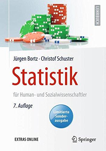Statistik für Human- und Sozialwissenschaftler: Limitierte Sonderausgabe (Springer-Lehrbuch)