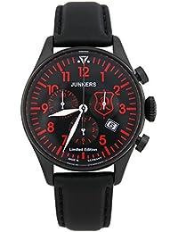 Junkers Herren Quarz Armbanduhr Chronograph Limited Edition Richthofen 3582-3