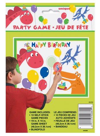 te Hapy Birthday Dinos ()
