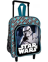 Star Wars AS006 Licencia Mochila Infantil, 44 cm, Multicolor