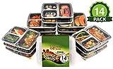 Lunchbox Set [14-teiliges] Bento Frischhalteboxen