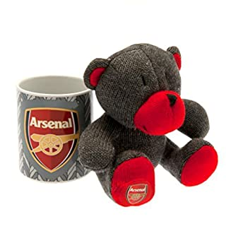 Arsenal F.C. Mug a Bear Set