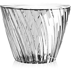 Idea Regalo - Kartell 8805/B4 Sparkle Tavolino, Cristallo