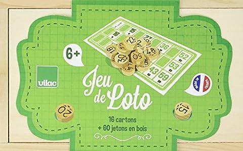 Vilac vilac6059Bingo Spiel