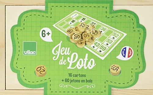 Vilac - 6059 - Jeu De Loto