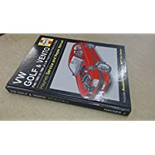 VW Golf and Vento (92-96) Service and Repair Manual (Haynes Service and Repair Manuals)