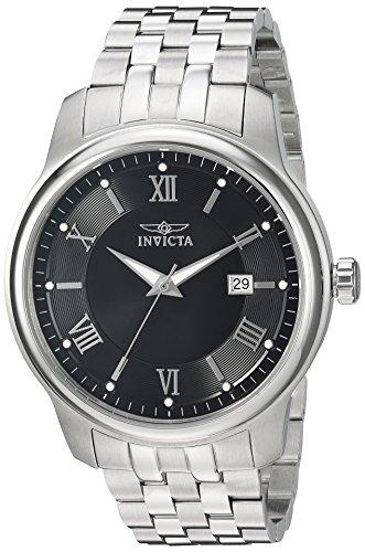 Invicta Vintage Herren-Armbanduhr Armband Edelstahl Schweizer Quarz 23012 (23012)