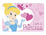 Home Disney Little Princess Tovaglietta in Polipropilene, Rosa