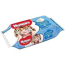 Huggies 2439160 -Toallitas Multiusos para Bebé, 1 paquete con 56 toallitas