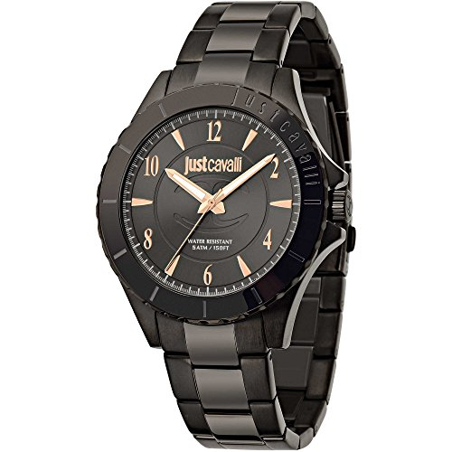 Only Men's Watch Time Just Cavalli Just Dandy trendy R7253529001 code