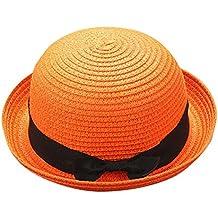 Amazon.es  gorros lana hombre - Naranja b87a69848fa
