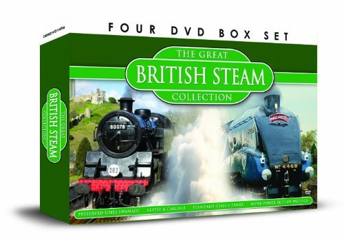 Great British Steam Collection [DVD] [UK Import]