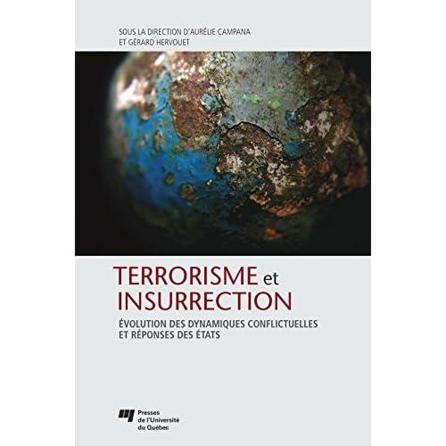 Terrorisme et insurrection: Évolution des dynamiques conflictuelles et réponses des États