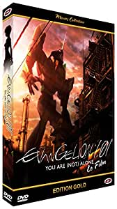 Evangelion : 1.01 - You are [not] alone - Edition Gold