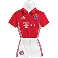 FC Bayern München - Mini Trikot mit Saugnapf - Saison 2016-2017 - ca. 21 cm