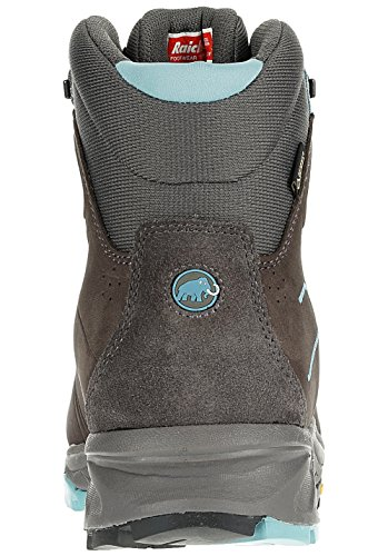 Mammut Nova Tour High GTX Women - Gore Wanderstiefel - black/air bark-air