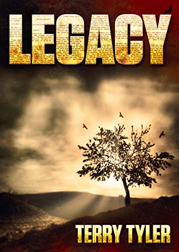 Legacy (Project Renova Book 4) by [Tyler, Terry]