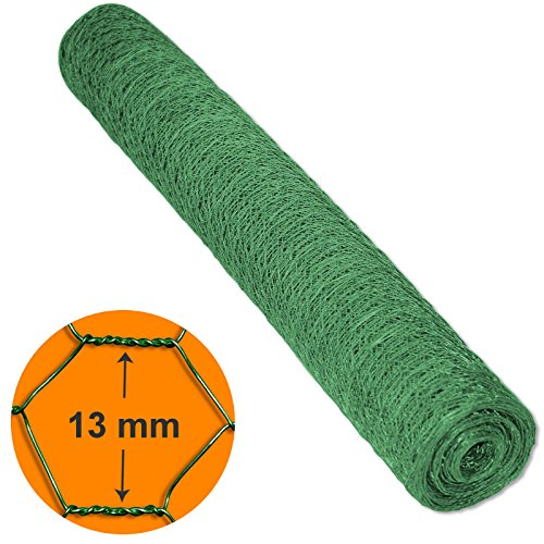 casa-pura-green-13-mm-hexagonal-wire-mesh-length-and-height-selectable-050m-x-10m