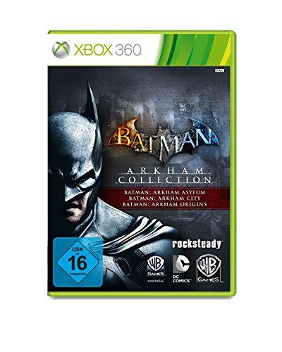 Batman: Arkham Collection (Xbox 360-spiele Arkham Asylum)