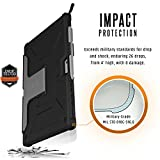 UAG Microsoft Surface Pro 4 Feather-Light Composite [BLACK] Aluminum Stand Military Drop Tested Case