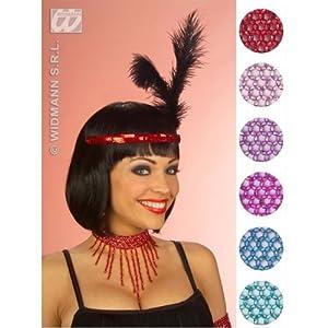 widmann-wdm1719a disfraz Adulto para mujer, Multicolor, wdm1719a