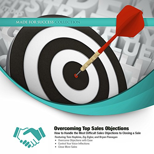 Overcoming Top Sales Objections  Audiolibri