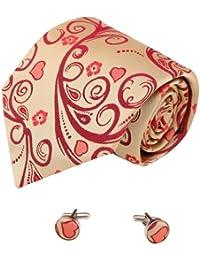 YAB2B08 Idea multicolor con dibujos regalo de la graduaci¨®n lazos de seda Set 2PT por Y&G
