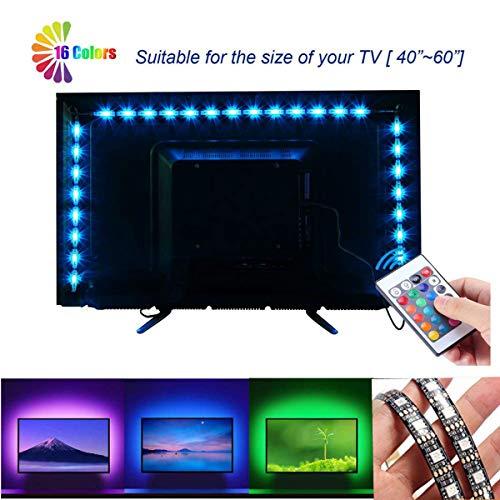 Luces de tira de retroiluminación LED TV VIPMOON