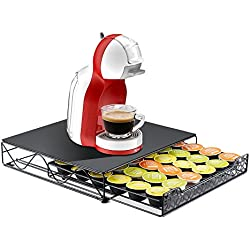 RECAPS Kaffee Kapsel Pod Halter Schublade Küche Origination Kompatibel Mit Nescafe Dolce Gusto Pods Stores Kapseln