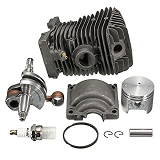 GOZAR Motor Sägekette Motor Stihl Ms250 Zylinder Kolben Kurbelwelle Für Stihl 023 025 Ms230 Ms25