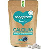 Together Health Calcium Seaweed Multimineral Complex, 1 Pack (60 Capsules)