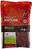 "Pro Nature 100% Organic Ragi Millet, 500 g by ""Bharat Bazaar"""