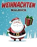 Weihnachten-Malbuch