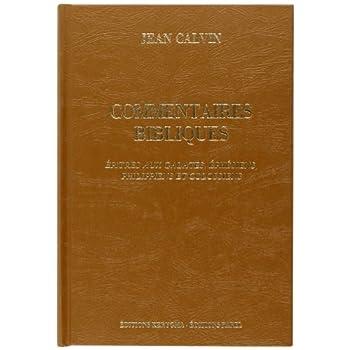 Commentaire sur le nouveau testament, tome 6 : épîtres aux galates, éphésiens, philippiens